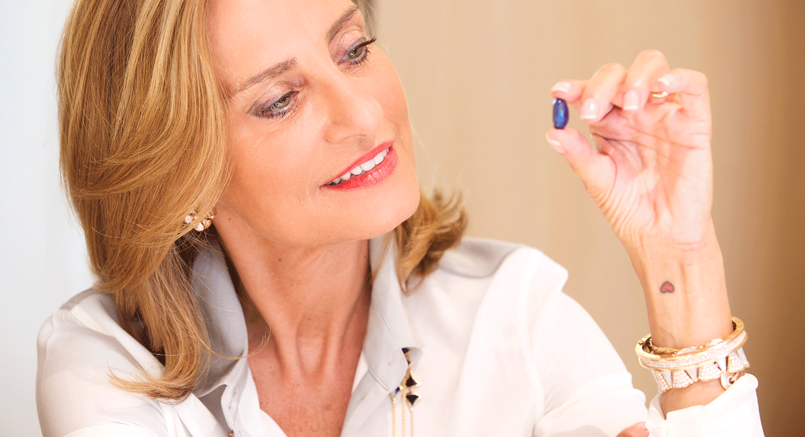 Lucia Silvestri: Bulgari Gemstones Should Have Personality