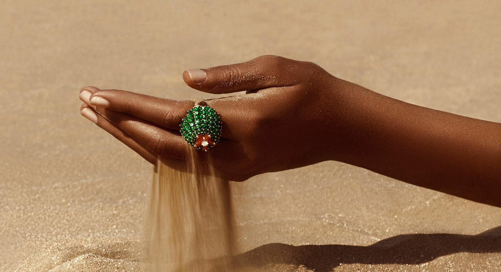 Cactus de Cartier jewellery