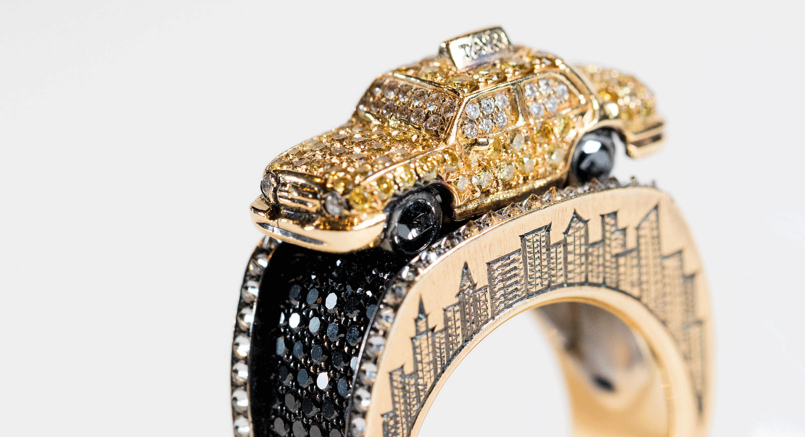 New York in Jewellery: Big Apple Through the Lense of Jewellery Designers