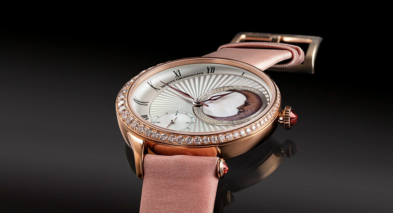 Moritz Grossmann Presents Tefnut Sleeping Beauty in Michael Koh Design