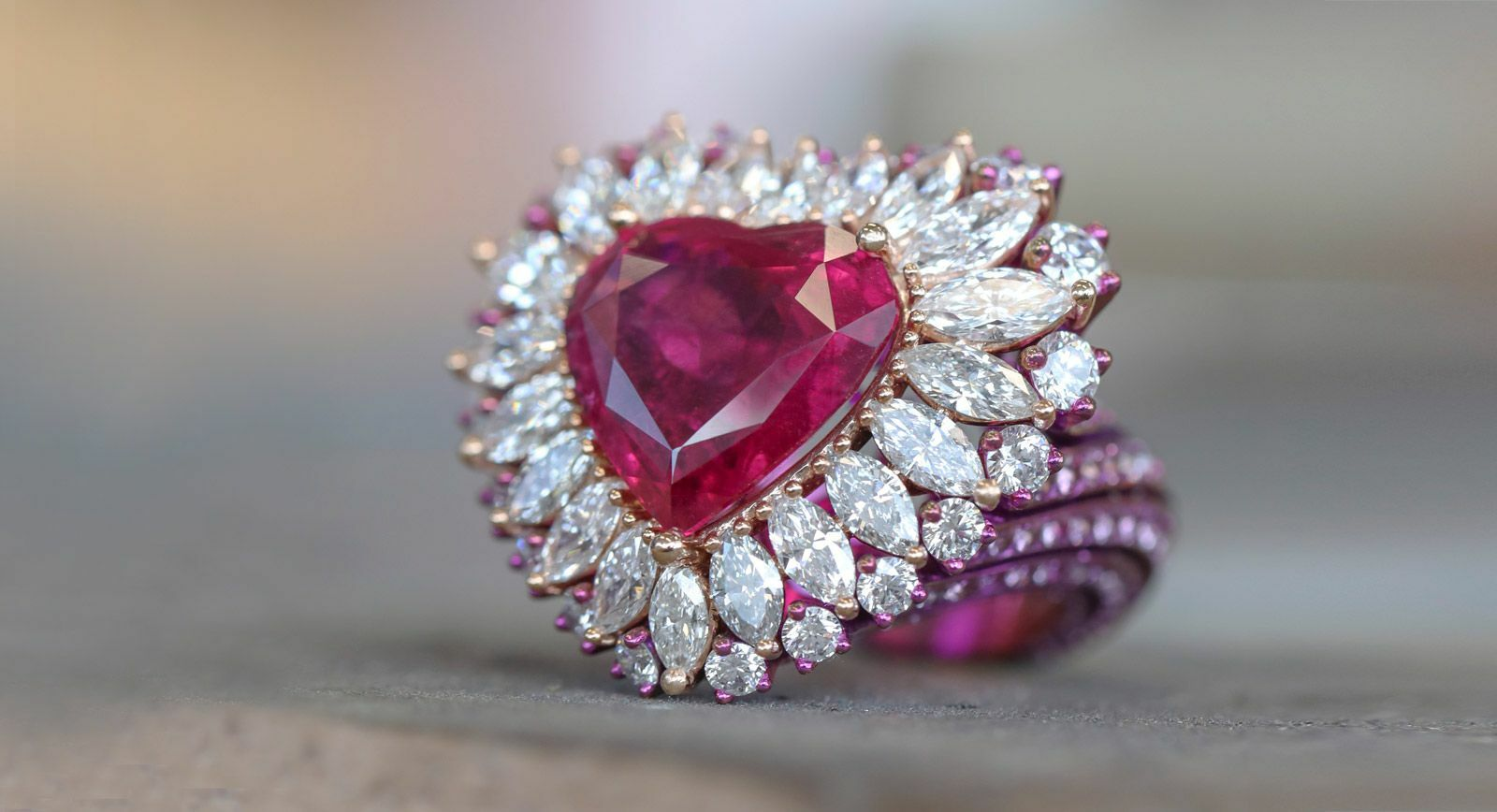 Chopard celebrates ten years of its Red Carpet collection with 70 high jewellery creations