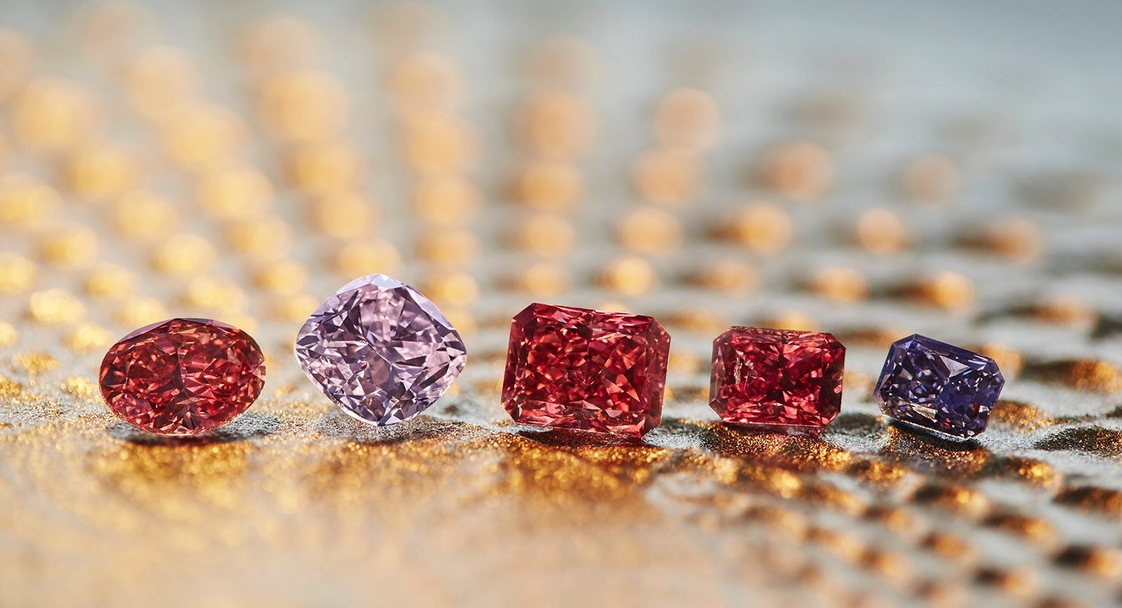 Rio Tinto presents 'Custodians of Rare Beauty' tender Rio Tinto presents 'Custodians of Rare Beauty' tender and the largest Fancy Red diamond in the history of the Argyle Pink Diamonds Tender