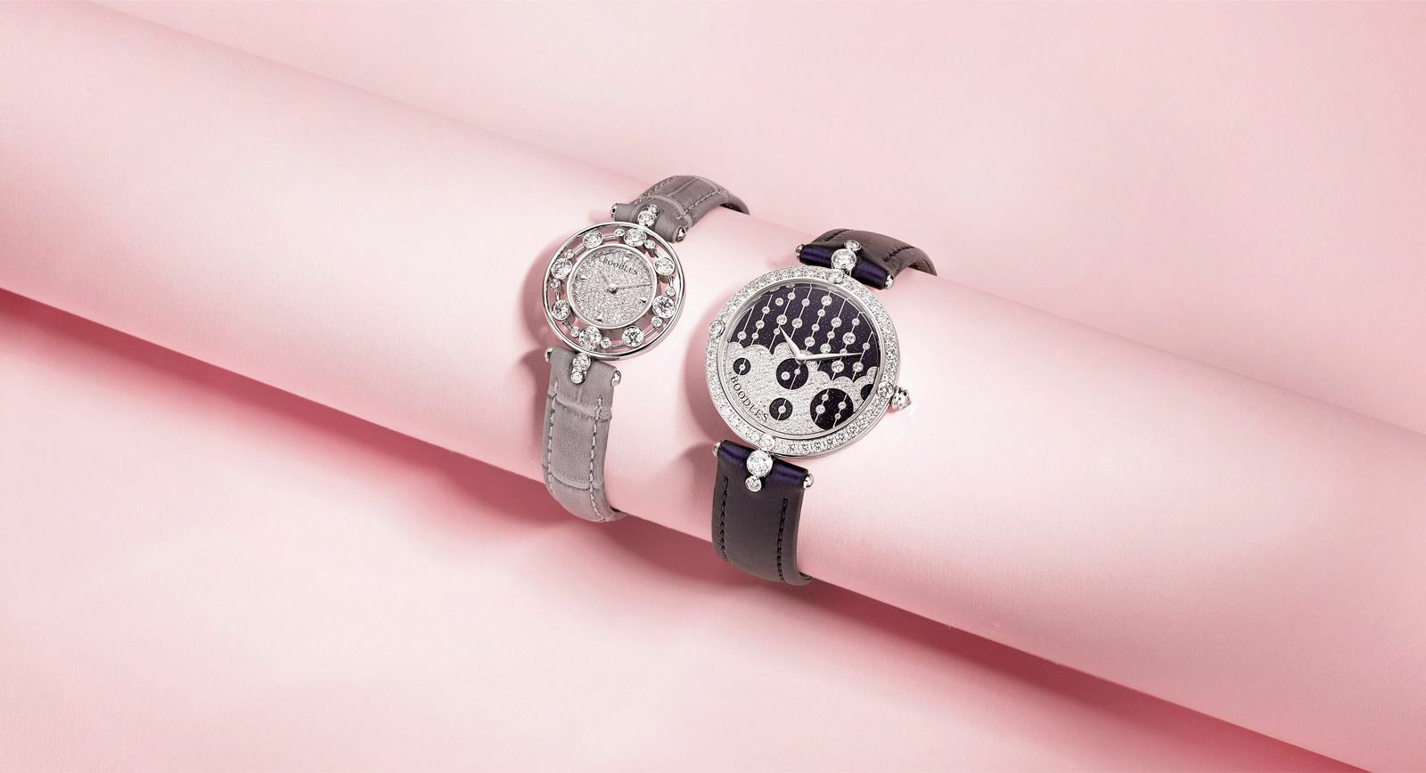 Boodles raindance watch
