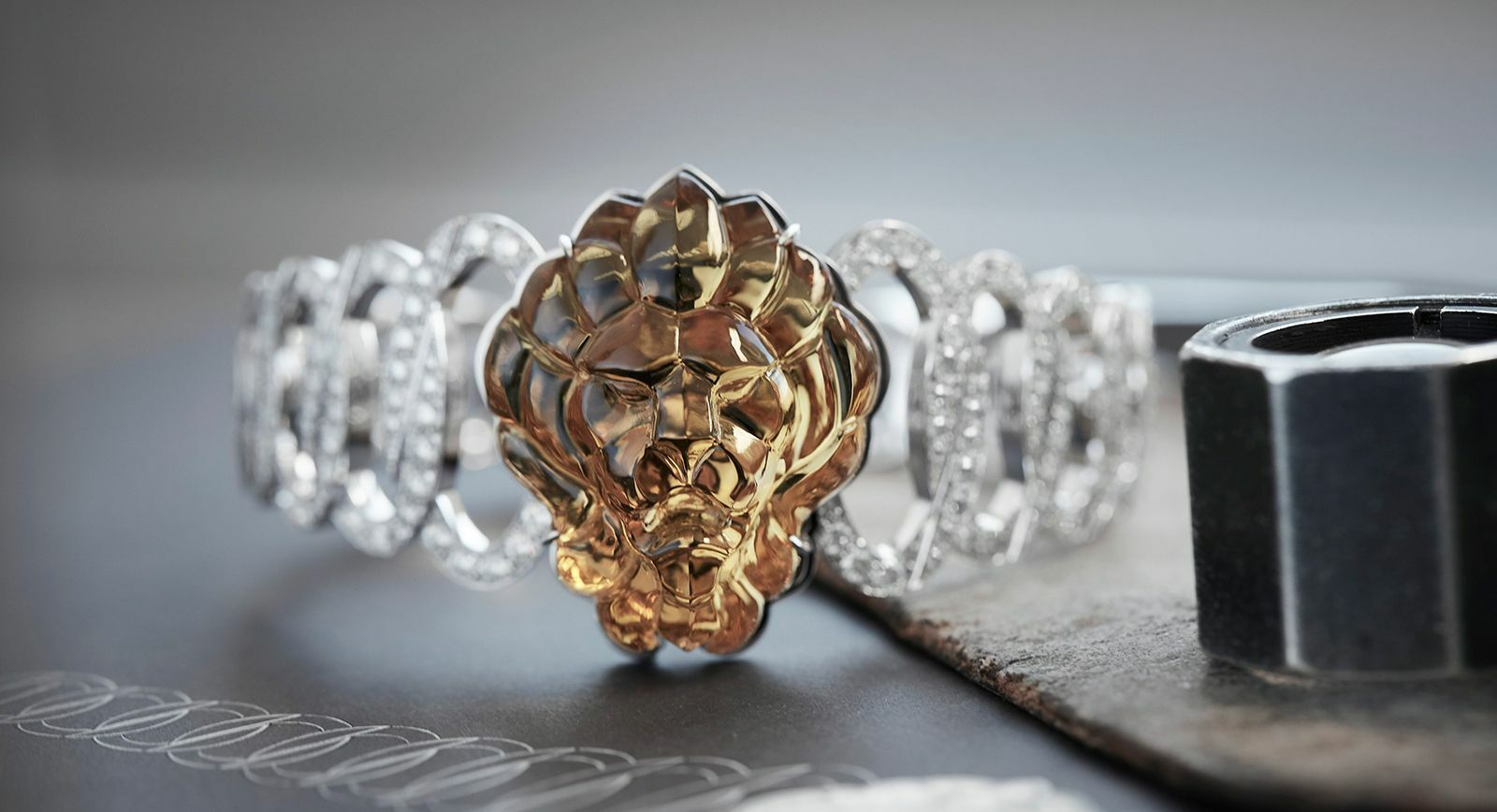 L'Esprit du Lion: a New High Jewellery Collection by Chanel