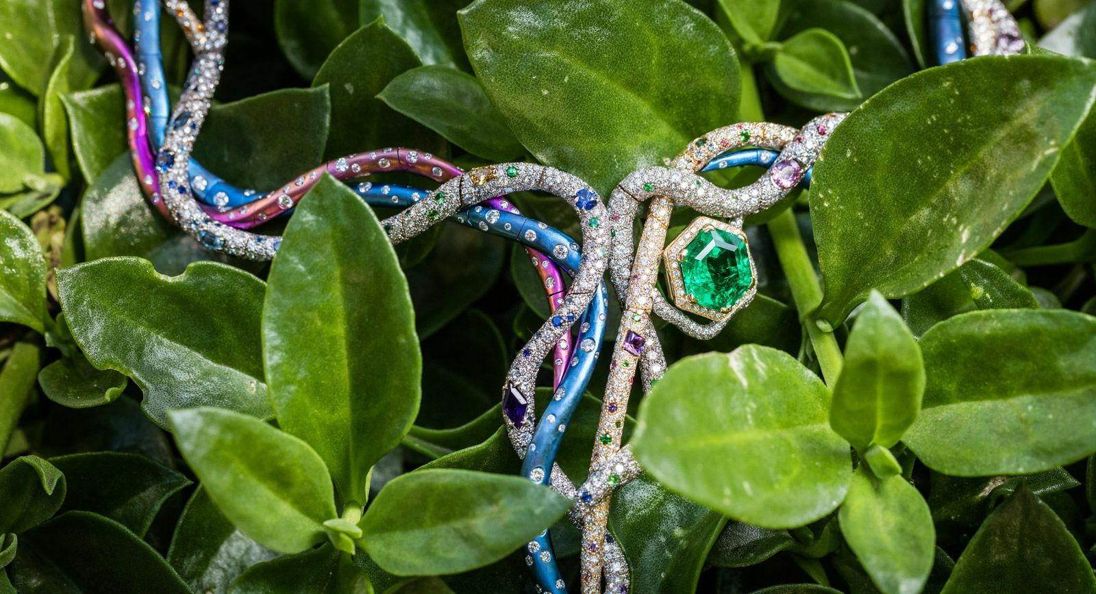M Haute Joaillerie: Extraordinary new jewellery from the second part of the 'A Midsummer Night's Dream' collection