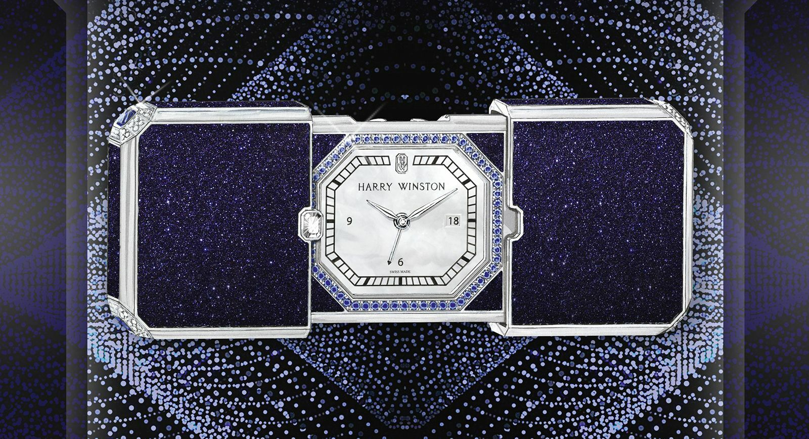 Harry Winston: The jewelled race against time