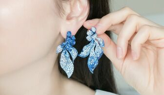 S1x1 neha dani blue earrings banner