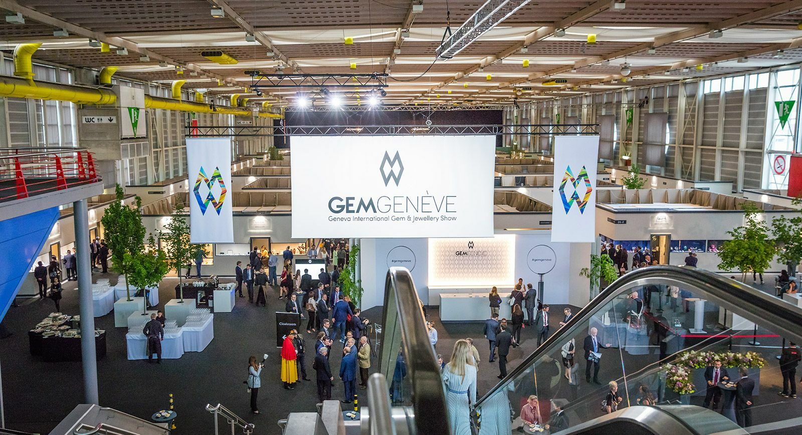 GemGenève: Success for the inaugural exhibition