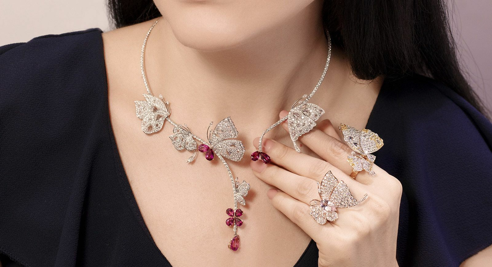 Jessica Fong: The jewellery designer's fascination with butterflies