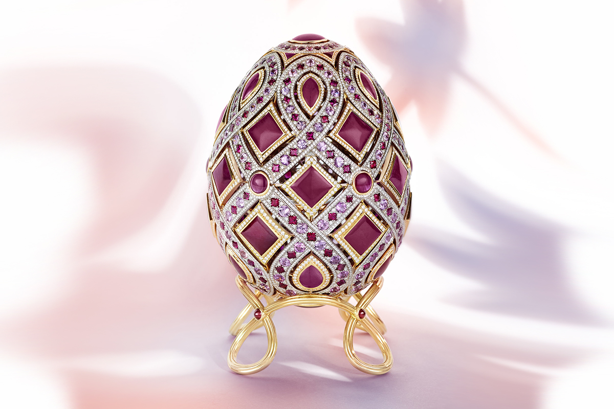 Fabergé Four Seasons Autumn Egg