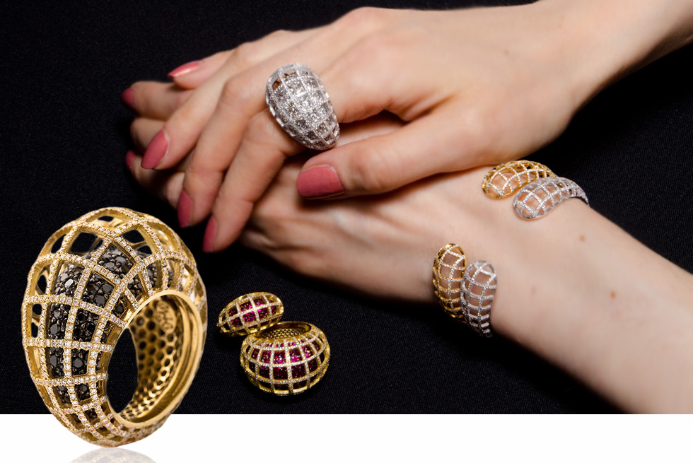 Nada G Matriх rings and bracelets