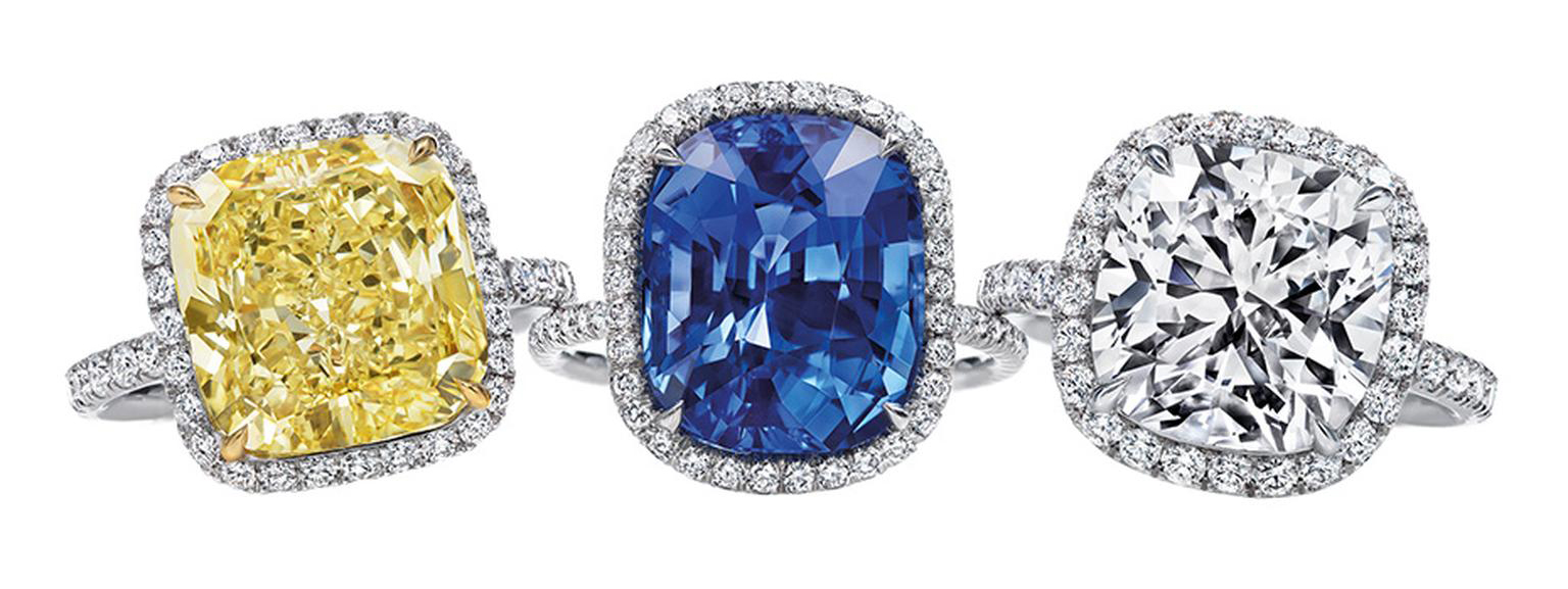 Harry Winston rings