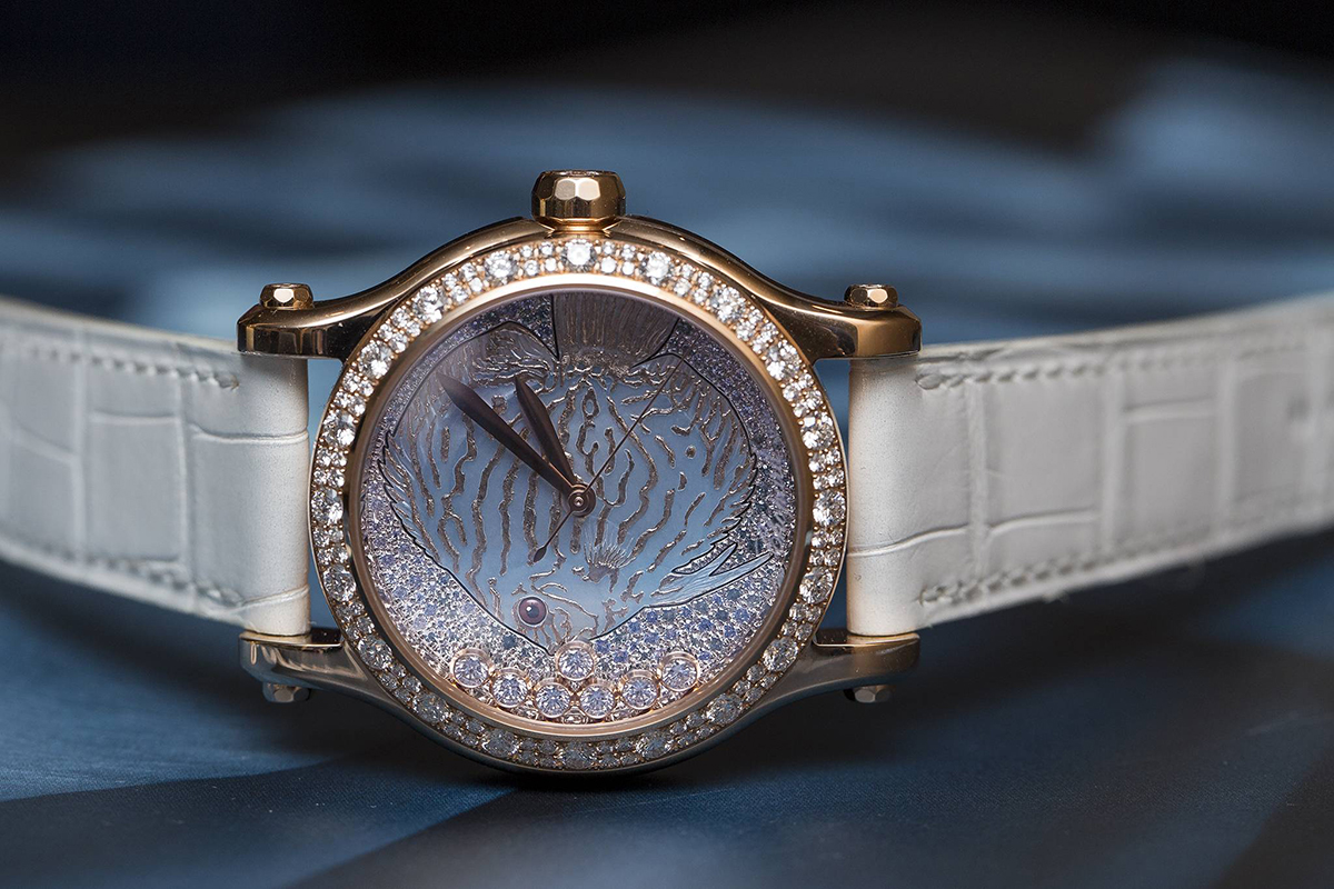 Chopard Happy Fish Watch 2015