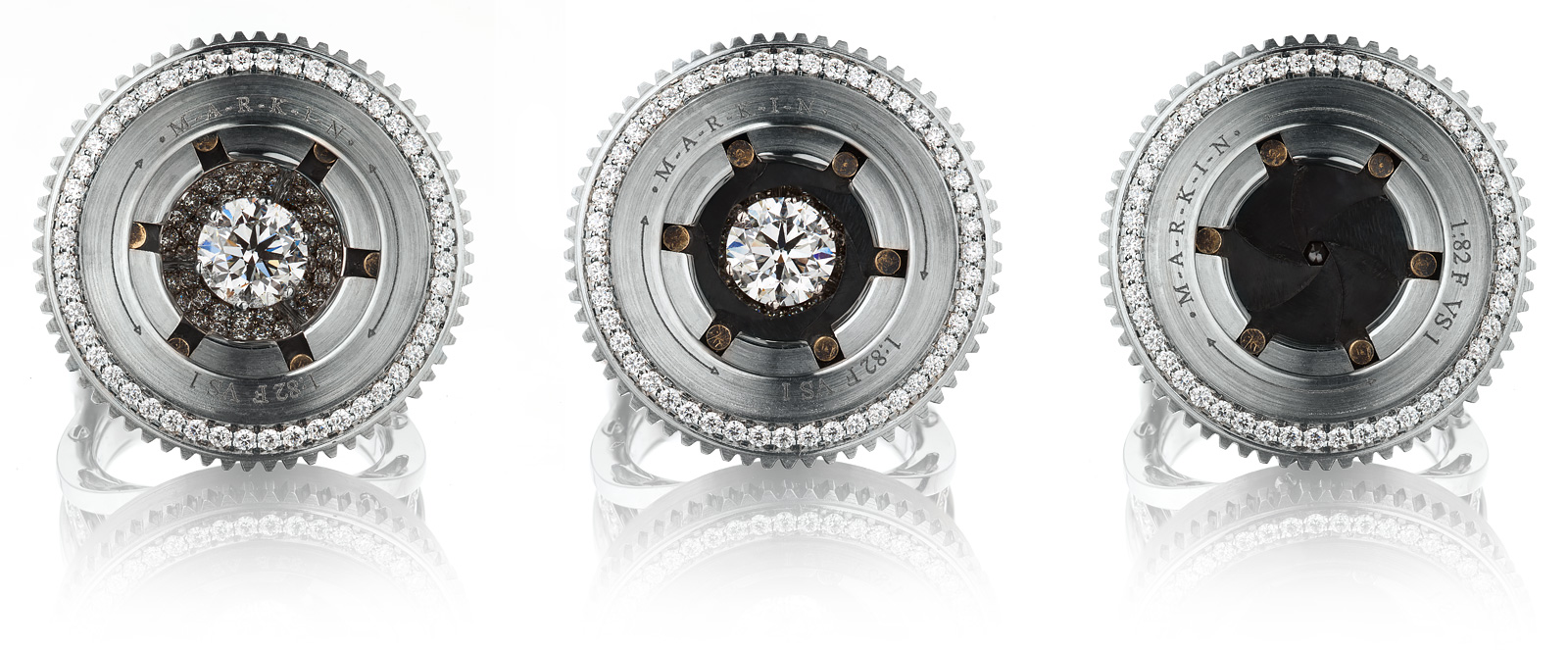 The Markin Aperture No. 2 Ring