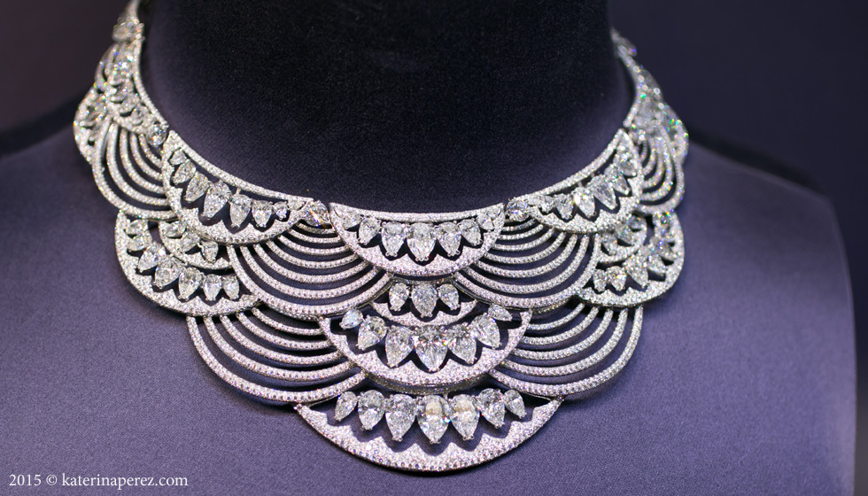 Boghossian diamond necklace