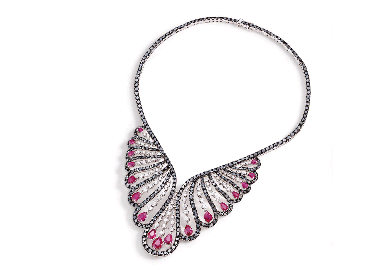The Vanita necklace by Damiani
