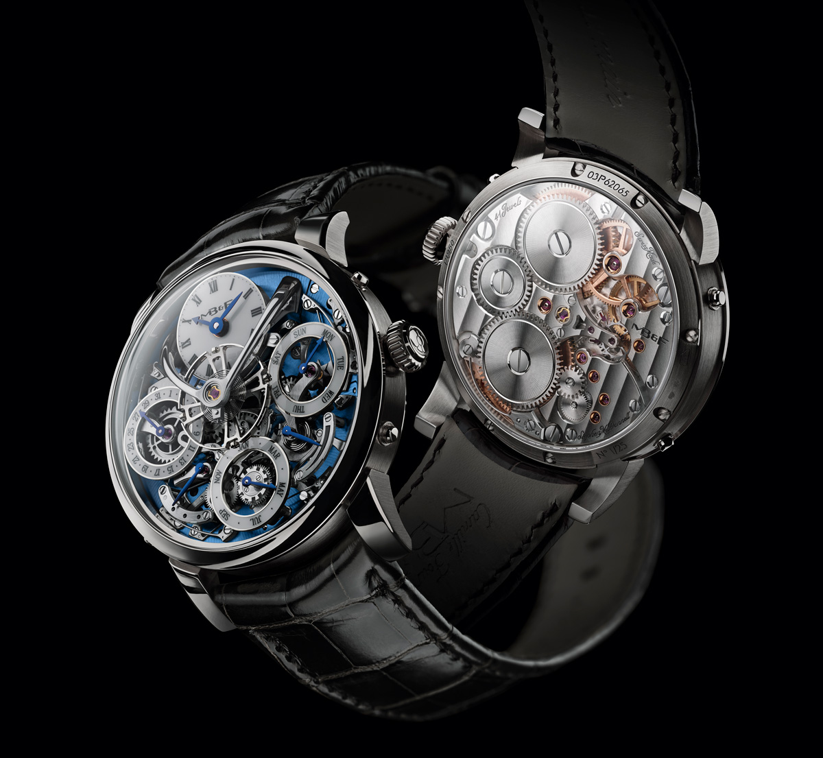 5. Calendar Watch Prize: MB&F, Legacy Machine Perpetual