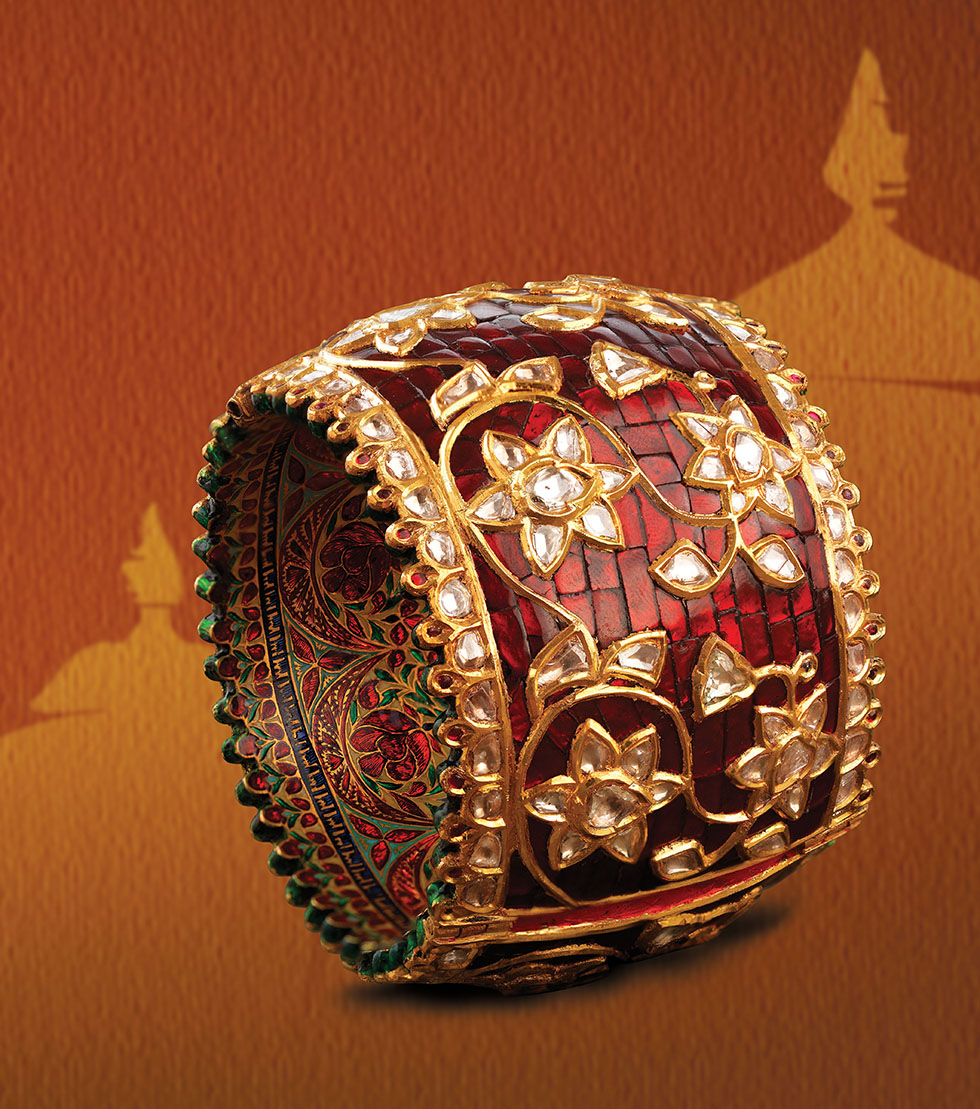 Jaipur Gems bangle