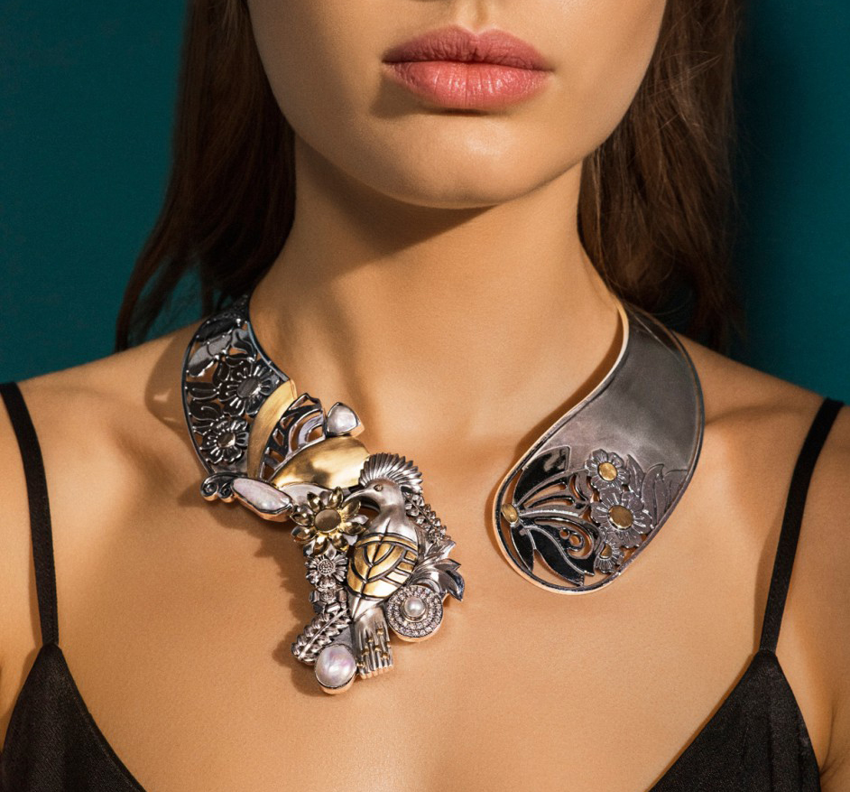 The Wonders Of Nature Collection by Azza Fahmy