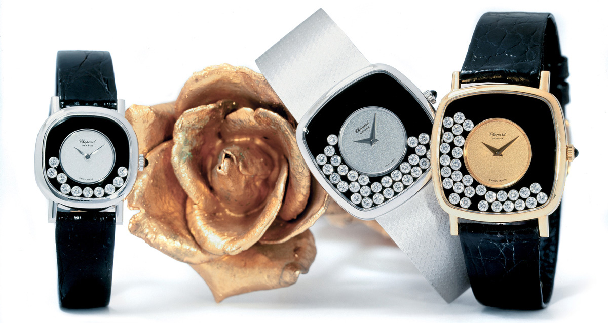 Часы Happy Diamonds от Chopard