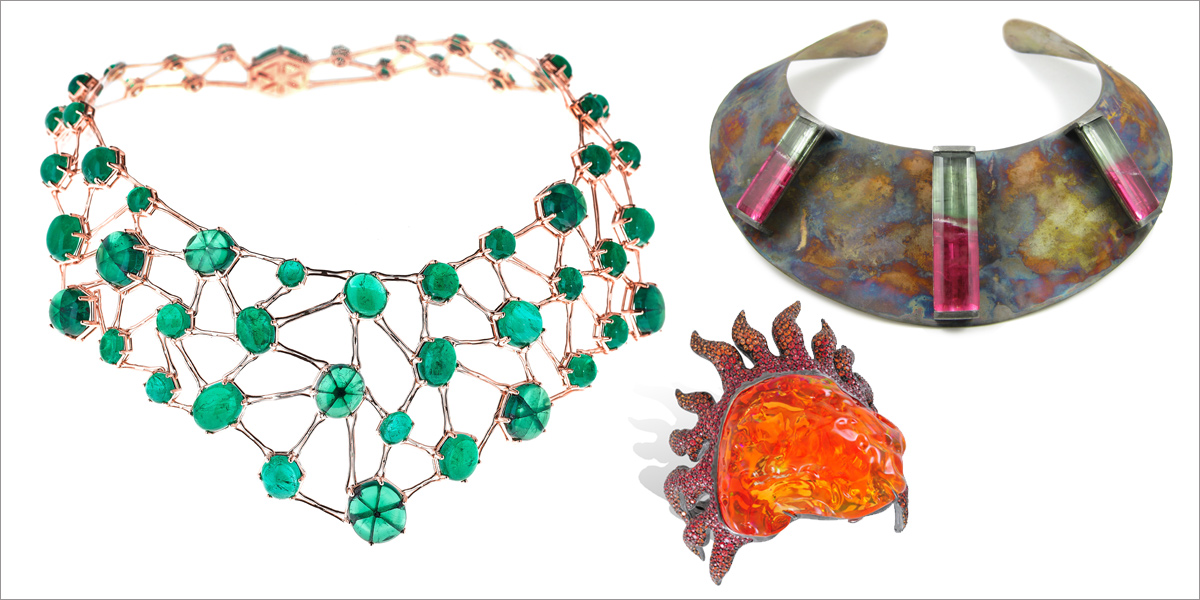 Победитель: Selim Mouzannar // 2 место: K. Brunini Jewels; 3 место: Lydia Courteille