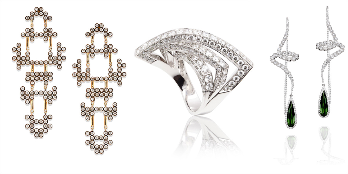 Winner: Yannis Sergakis Adornments // 1st Runner Up: Qayten; 2nd Runner Up: J. Jewels Milano
