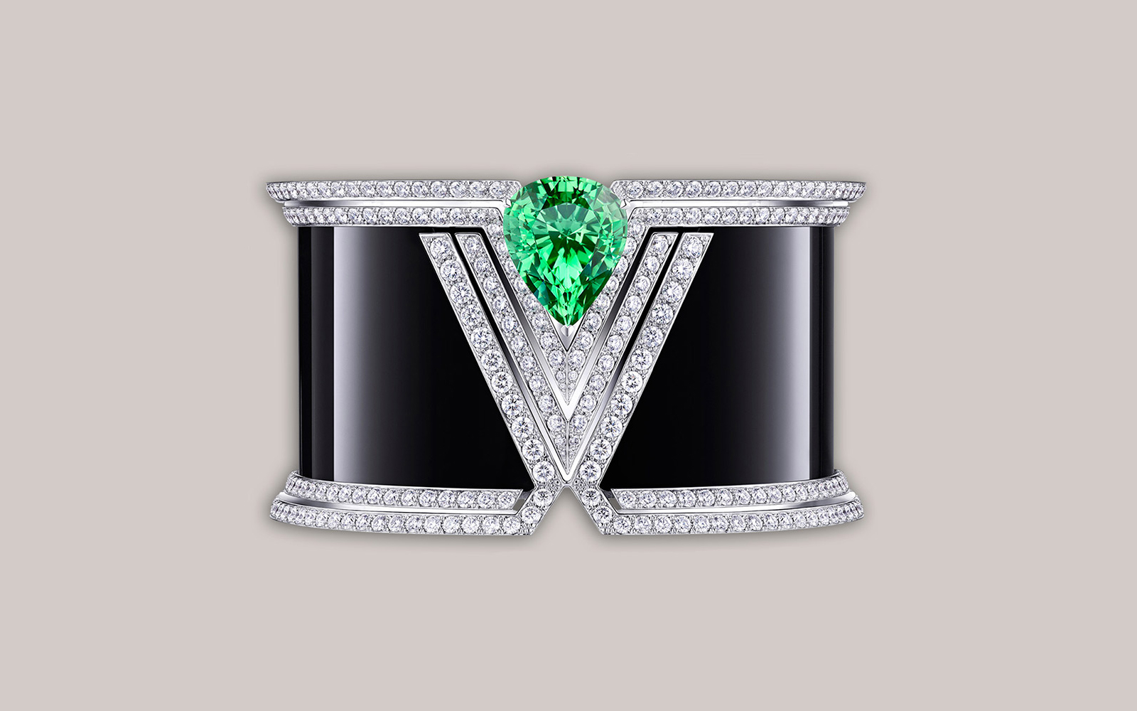 The new Acte V high jewellery collection by Louis Vuitton