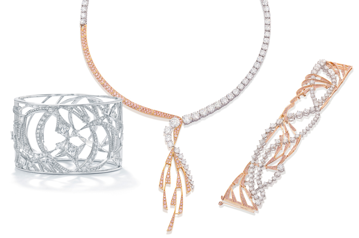 Pas de Deux collection by Boodles