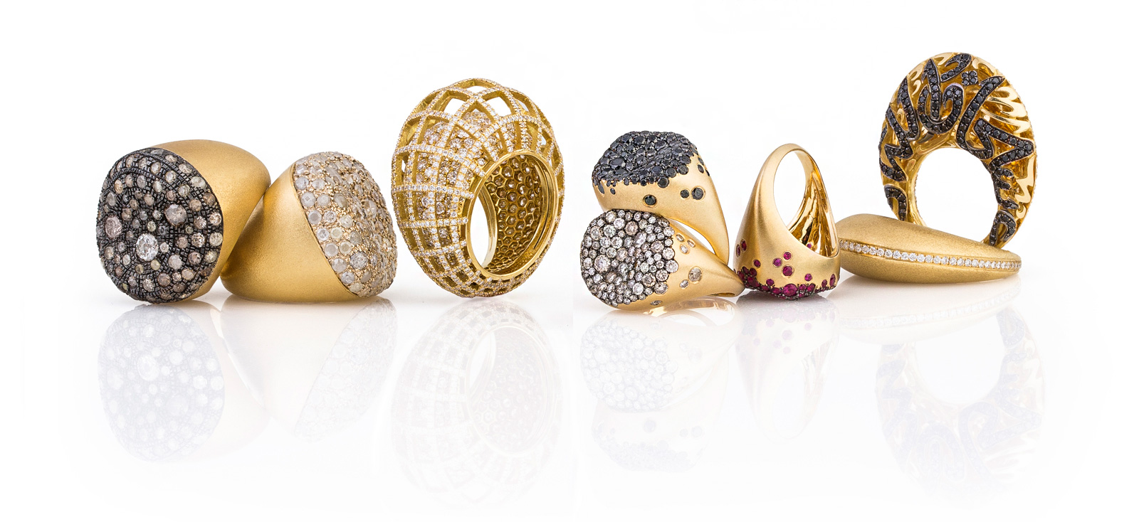 Selection of Nada G rings