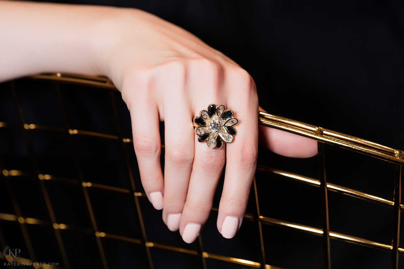 COUTURE show: the best jewellery studded with diamonds