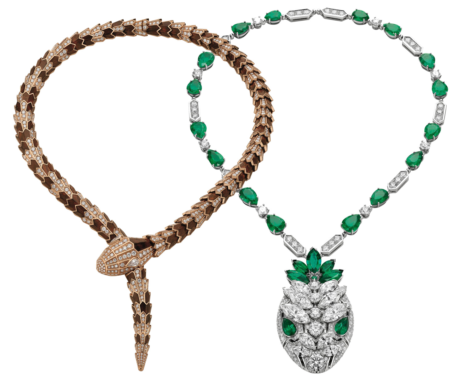 Bvlgari Serpenti Form Exhibition