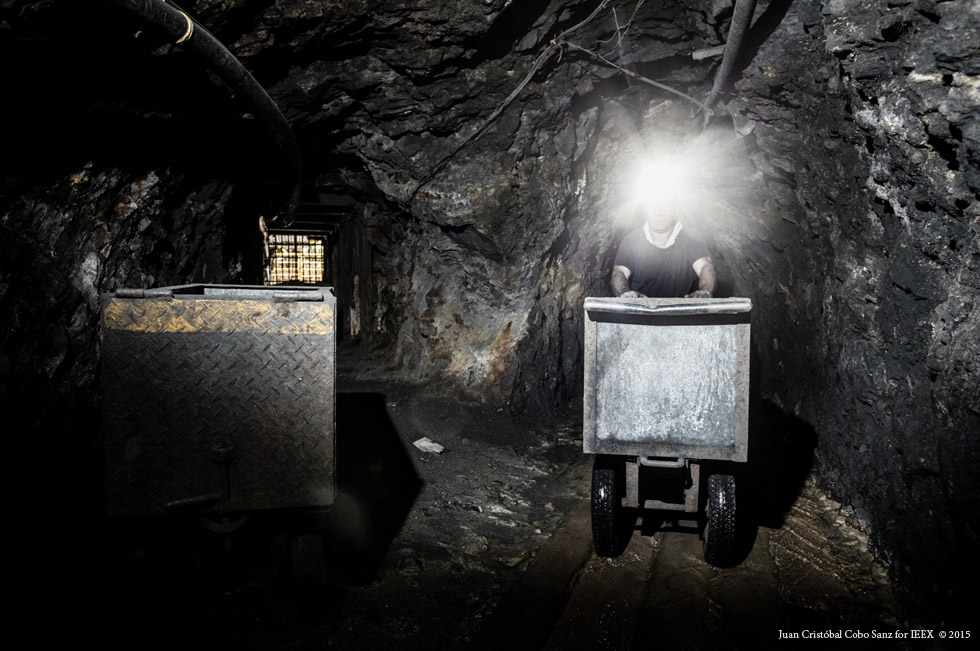 The Emerald Mining Business