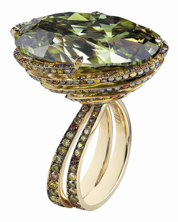 Chopard Chameleon Diamond Ring