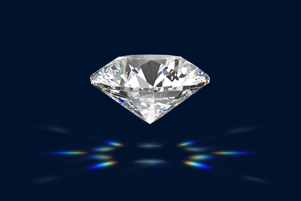 """The Romanov"" diamond"