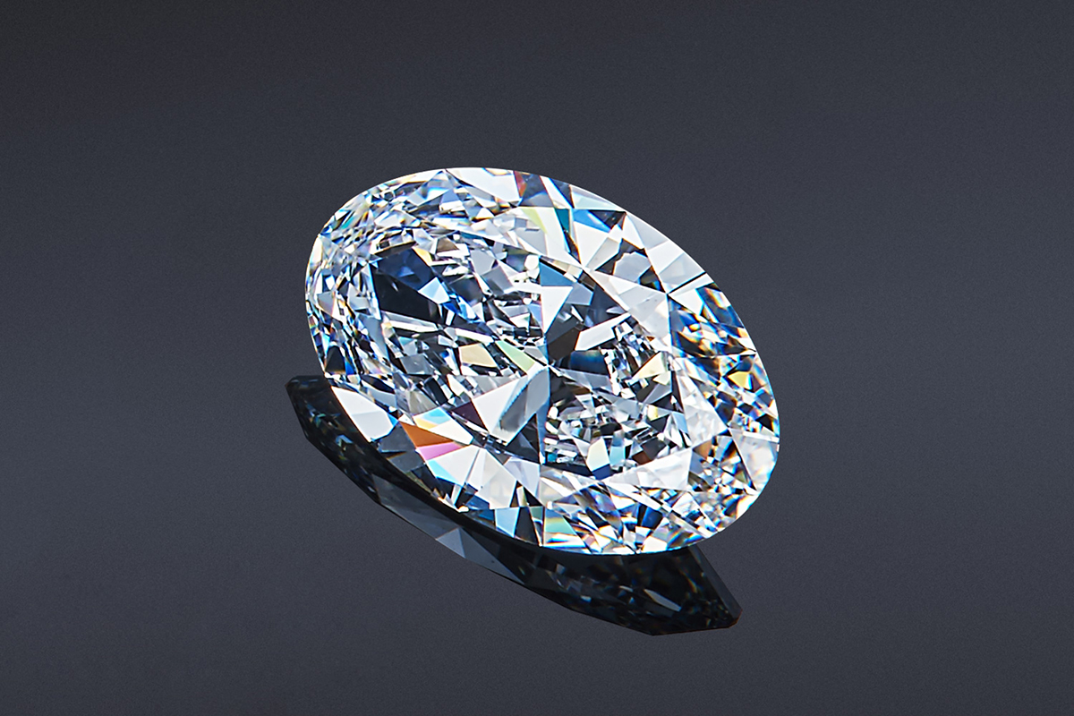 """The Yusupovs"" diamond"