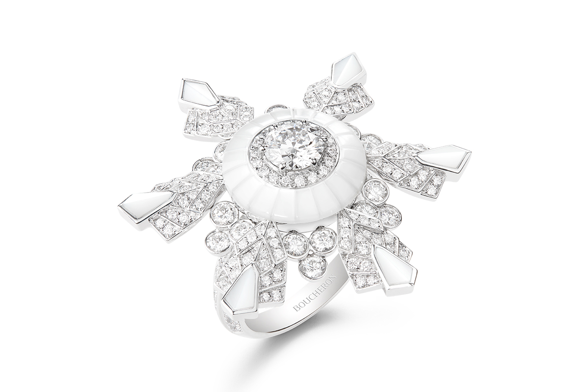 7690ef9e82b614 Boucheron looks to Imperial Russia for inspiration with its new high ...