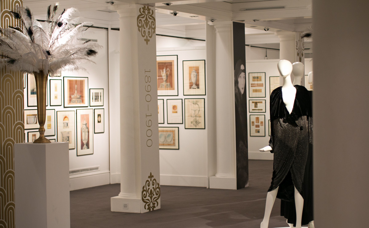 Masters of Design exhibition at Sotheby