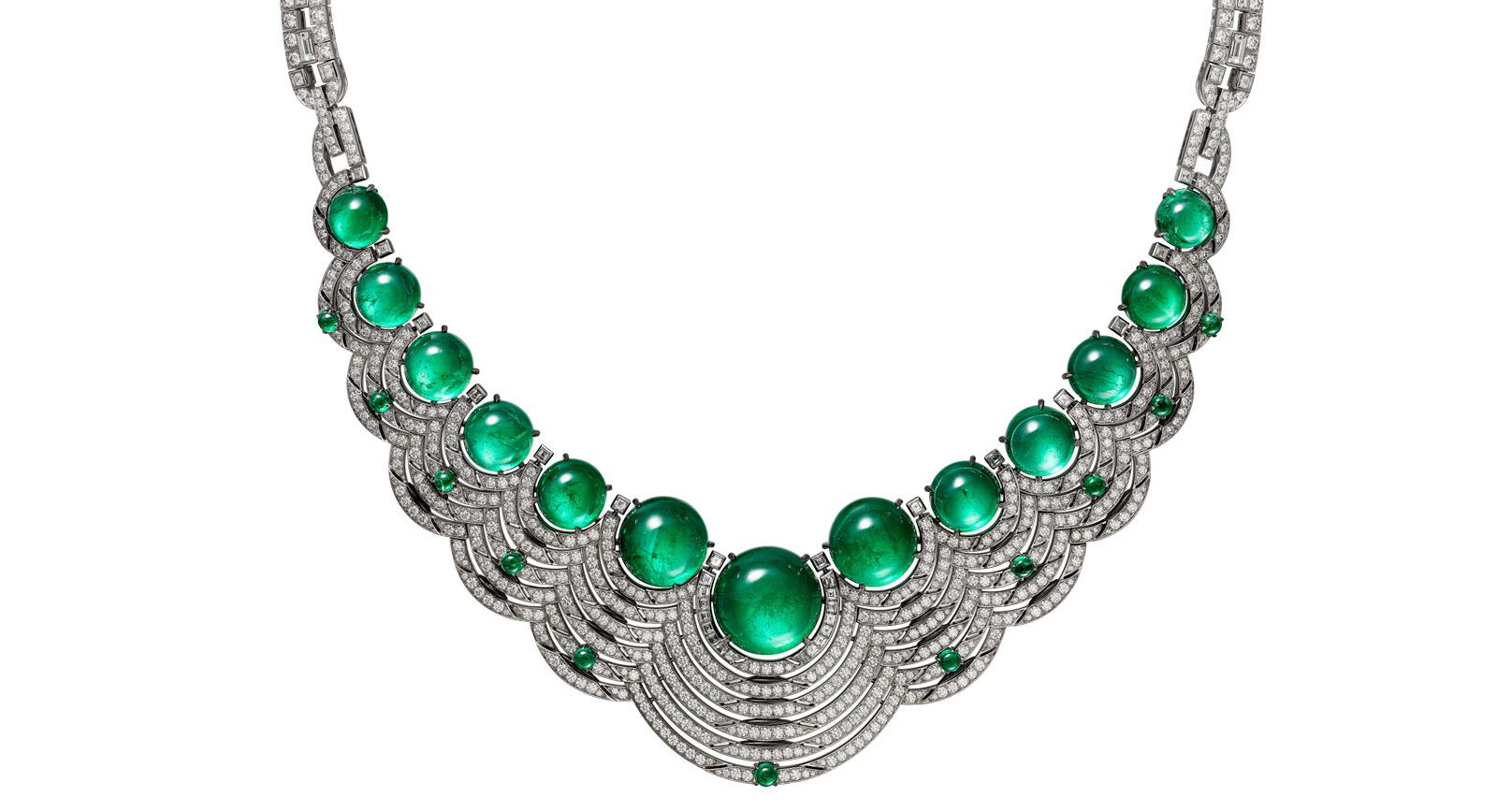 Résonances de Cartier: part II. It's all about the gemstones.