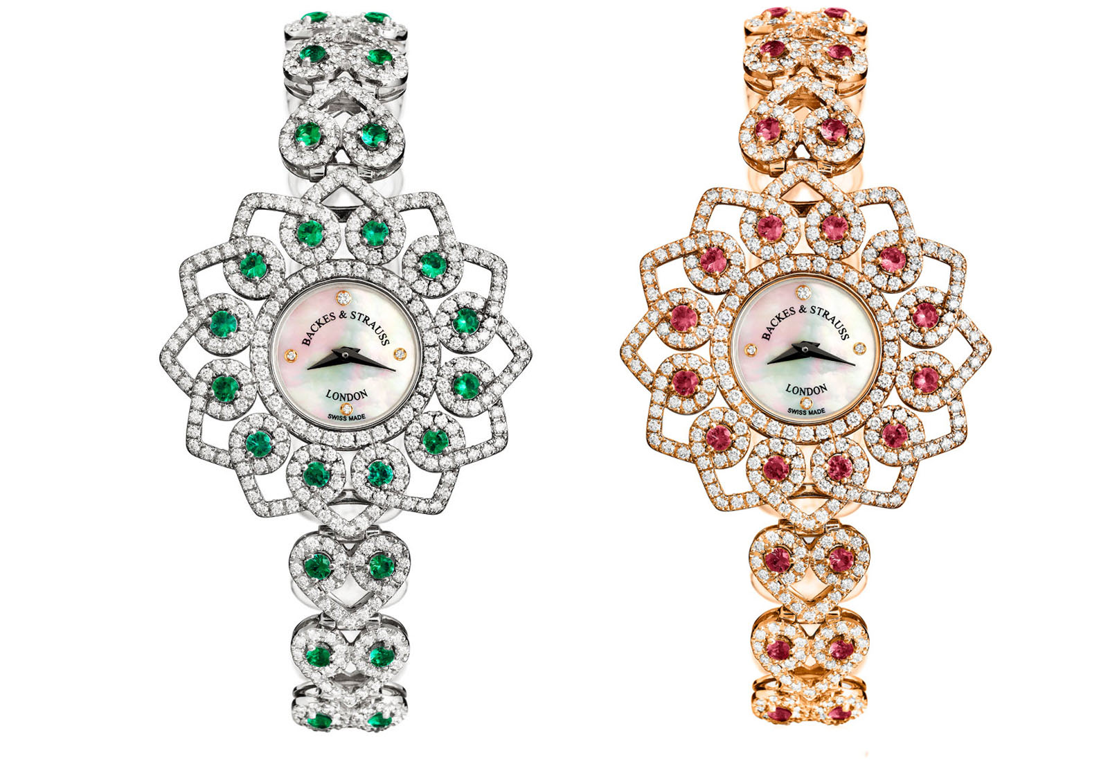 Backes and Strausse Victoria Princess watches