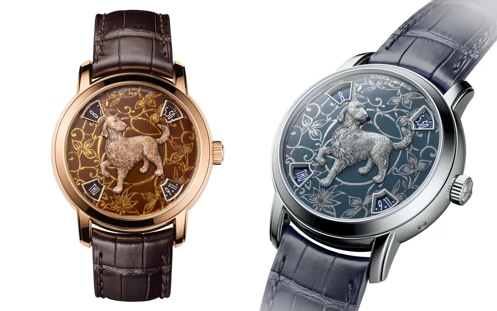 Часы Vacheron Constantin Métiers d'Art The Legend of the Chinese Zodiac Year of the Dog
