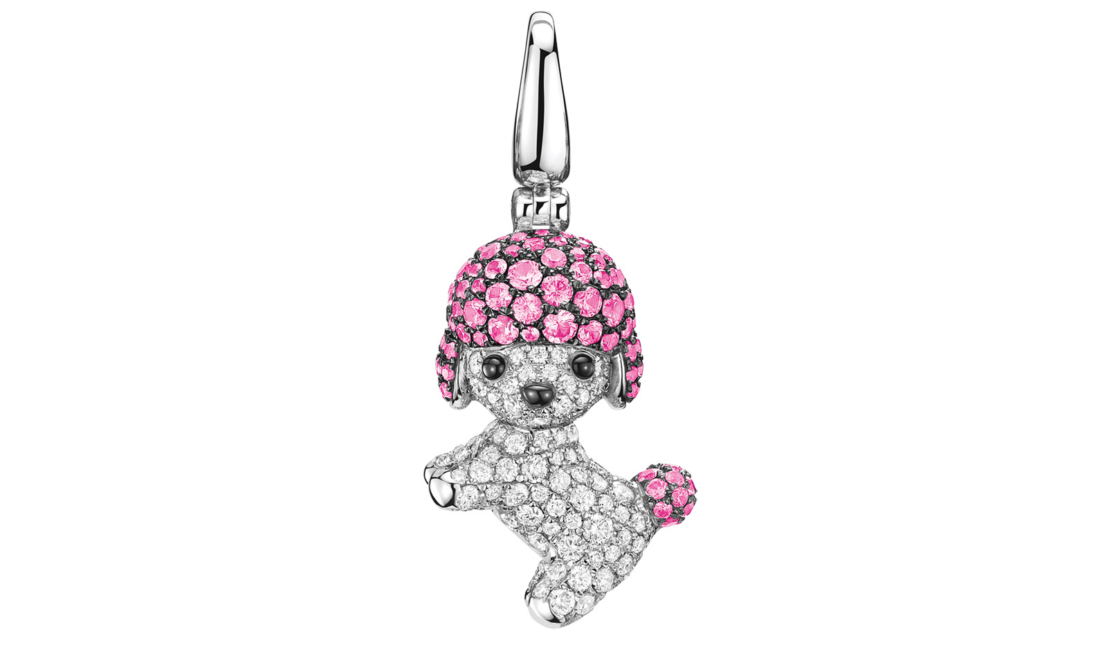 Chinese new year and year of the dog the best jewellery featuring qeelin wang wang collection pendant aloadofball Image collections