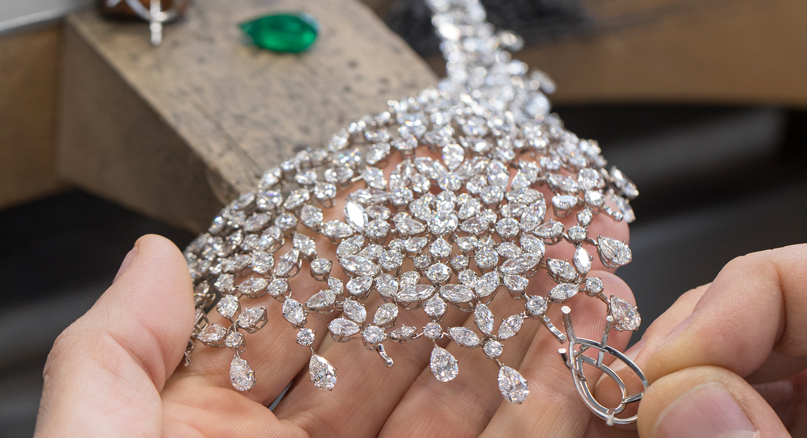 Making of Precious Chopard Collection