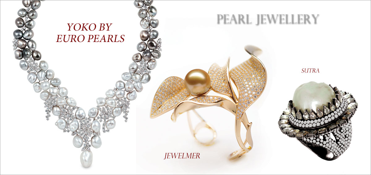 Pearl // Winner: Yoko by Euro Pearls, First runner-up: Jewelmer, Second runner-up: Sutra