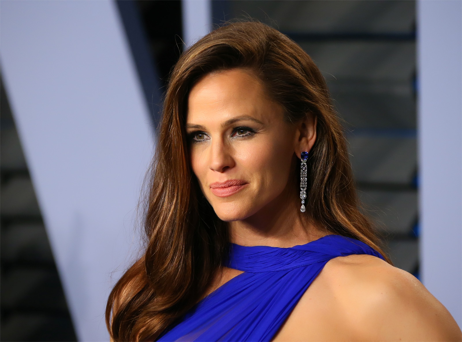 Jennifer Garner wearing Piaget jewellery