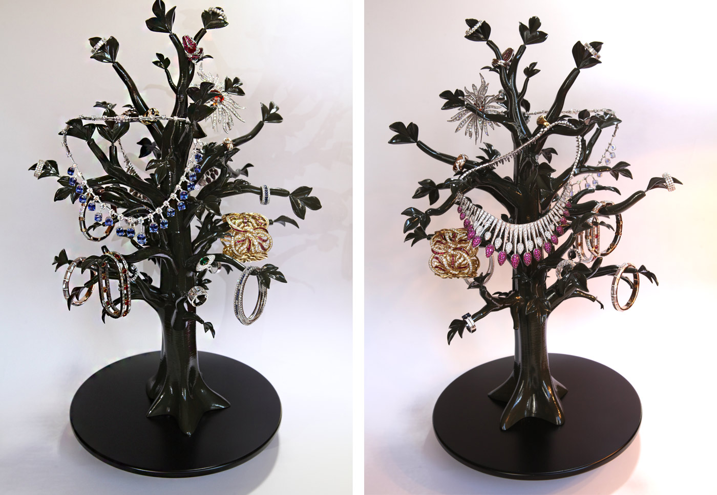 Picchiotti jewellery tree at Baselworld 2018