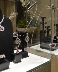 Bapalal Keshavlal couture jewellery displays