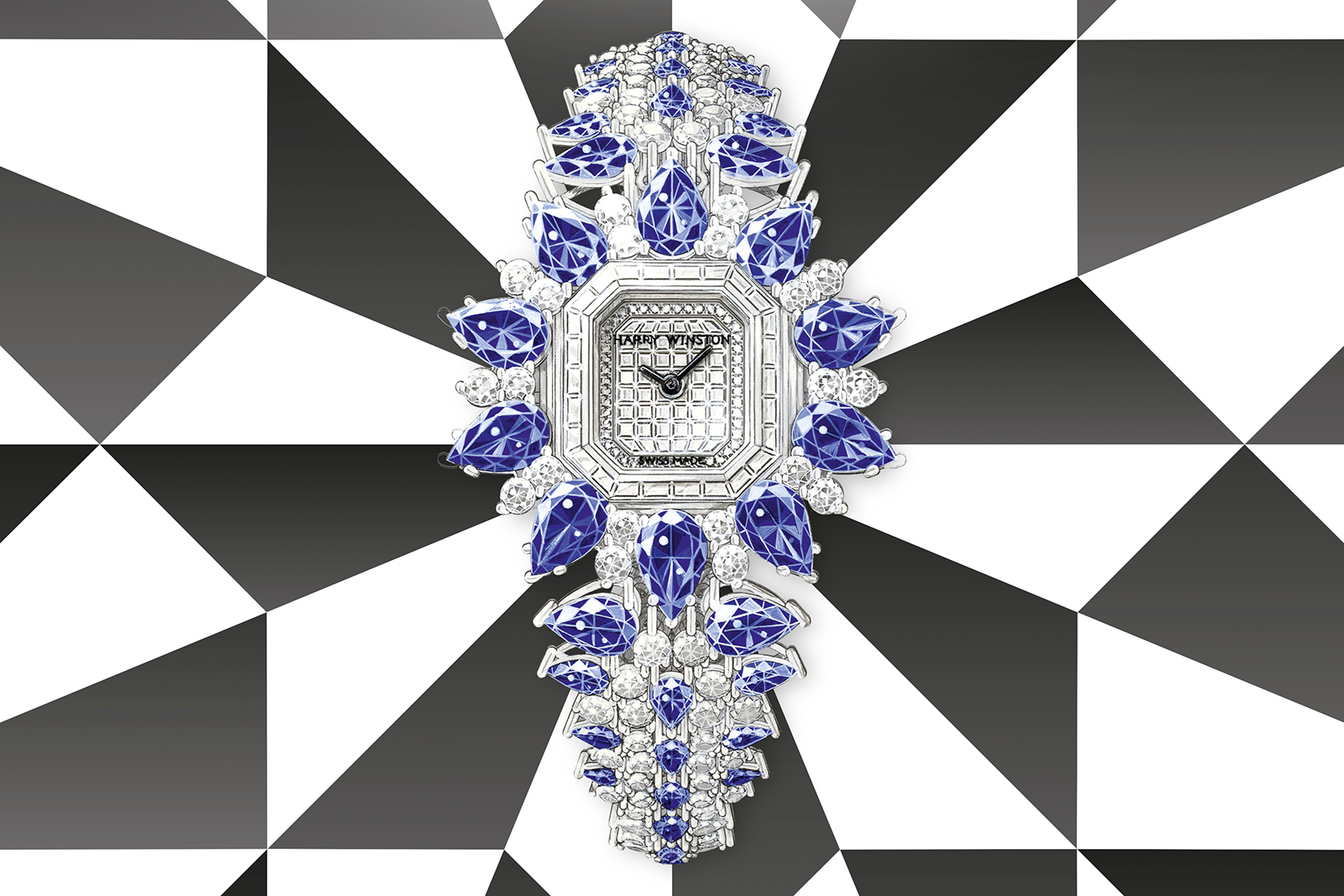 'Ultimate Marble Marquetry' by Harry Winston