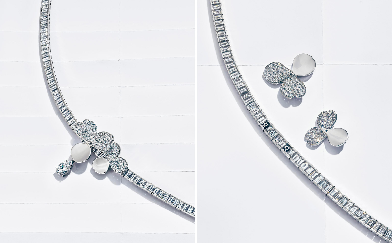 Коллекция Tiffany&Co. 'Paper Flowers'
