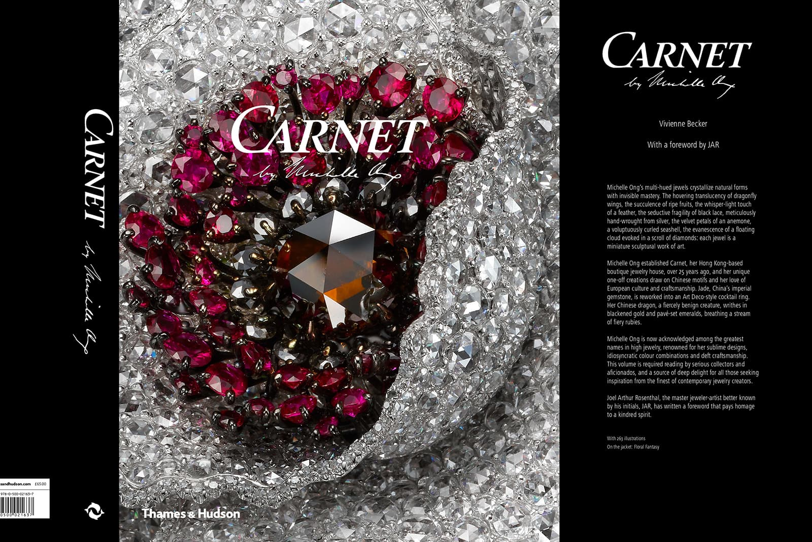 'Carnet by Michelle Ong' book by Vivienne Becker