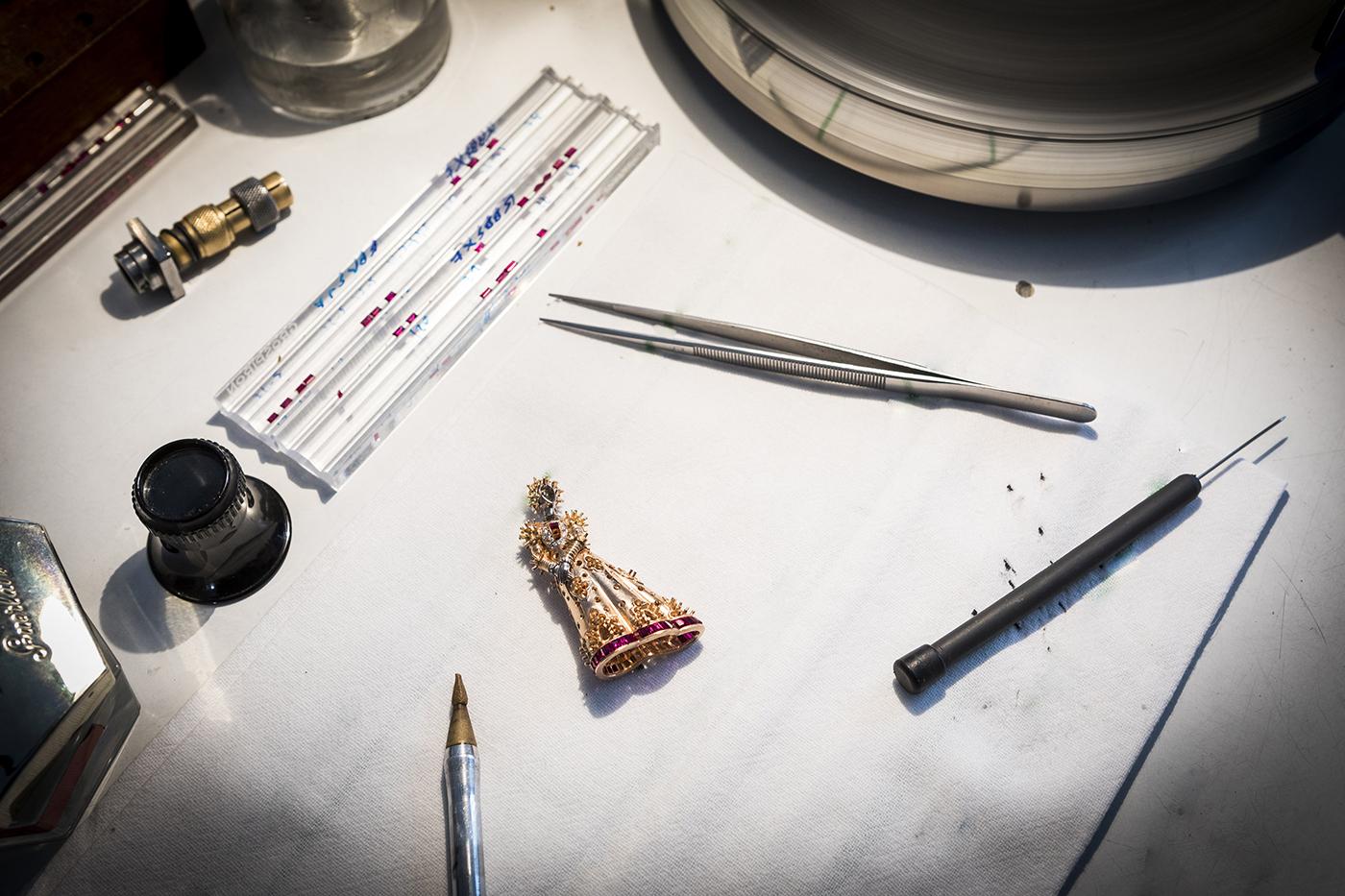Van Cleef & Arpels 'Romeo & Juliet' jewellery collection